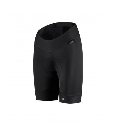 Assos Uma GT Half Shorts noir gauche