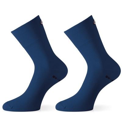 Assos Assosoires Mille GT Socks chaussette Caleumblue