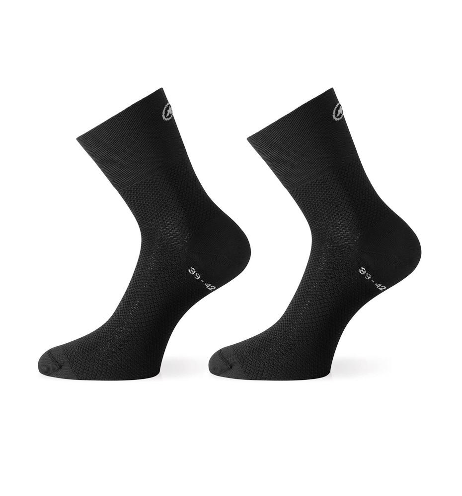 Assos Assosoires Mille GT Socks chaussette blackseries