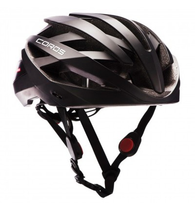 Coros Omni black smart helmet