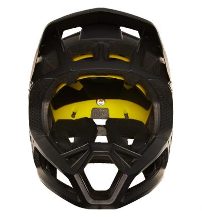 Fox Proframe Matt Black Mips helmet