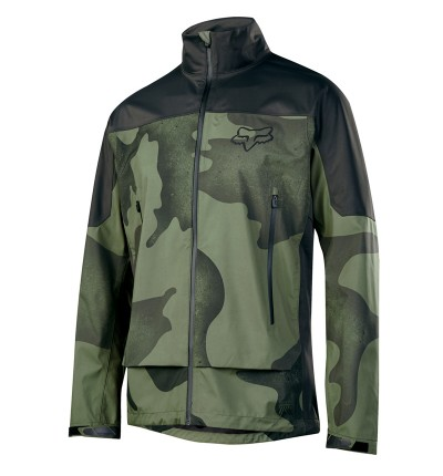 Fox Attack Water jacket Camo