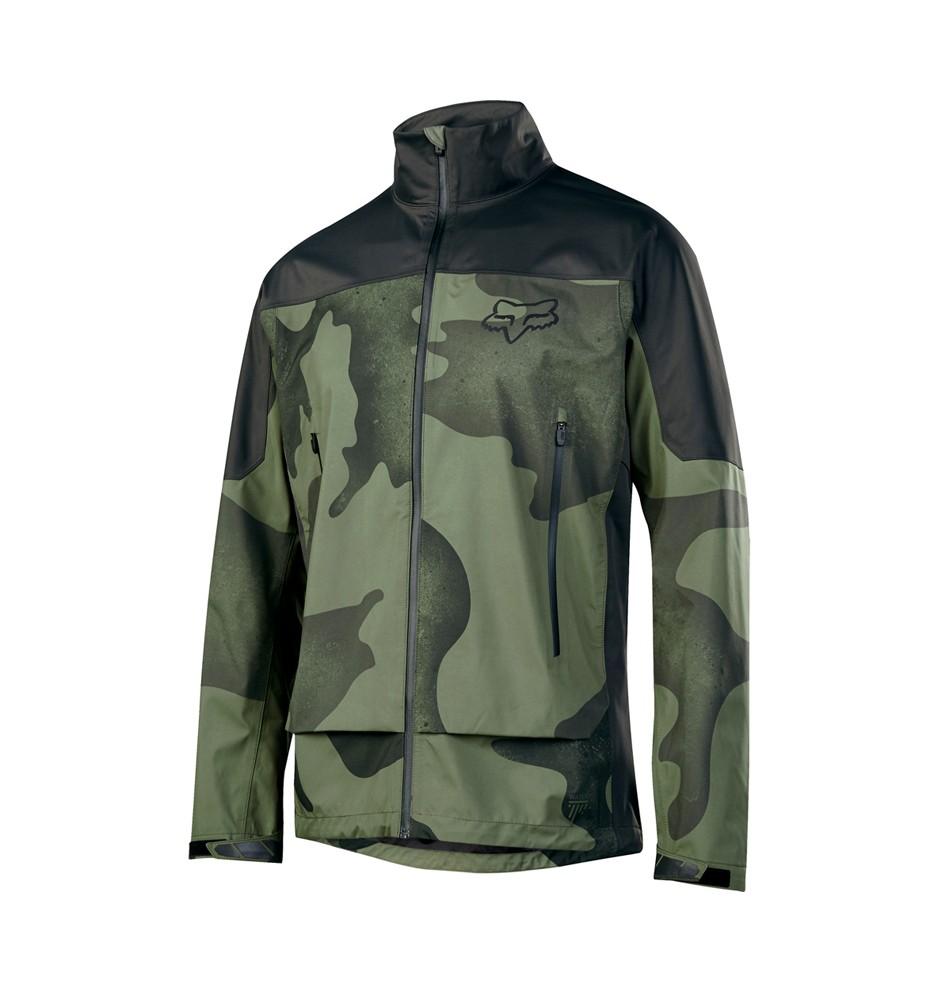Fox Attack Water jacket Camo