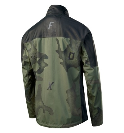 Fox Attack Water camo veste VTT