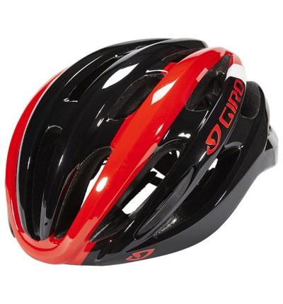 Giro Foray Rouge casque vélo