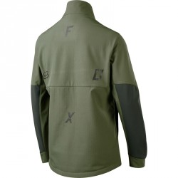 Veste Fox Attack Fire Softshell Jacket