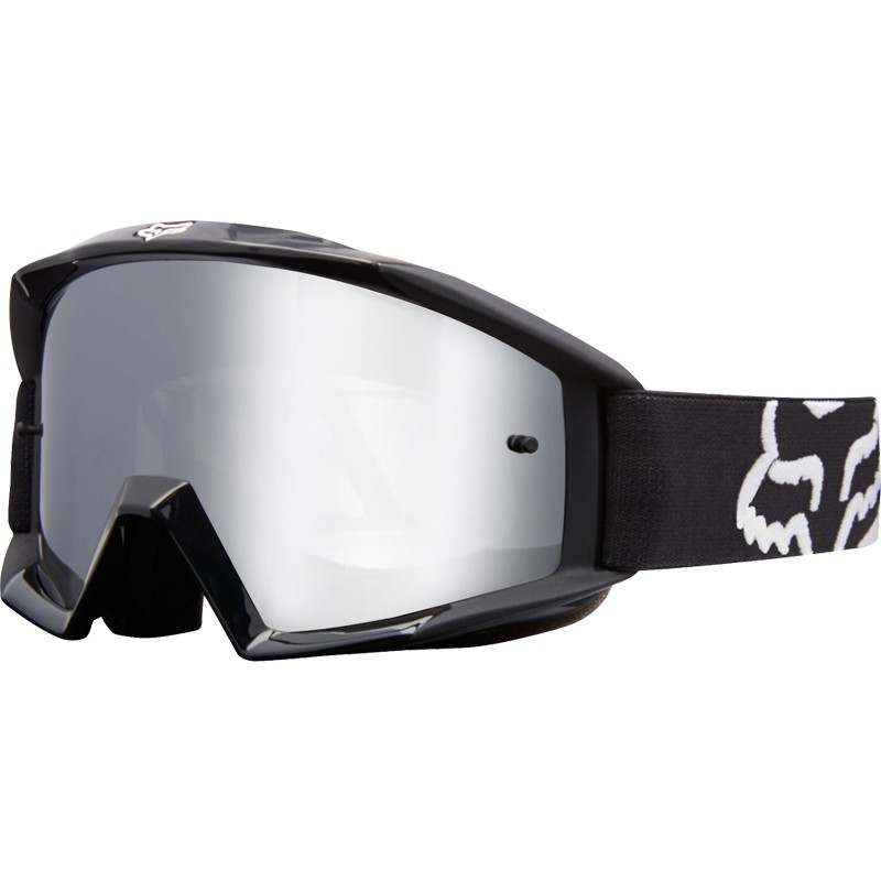Fox Main Race masque VTT Noir
