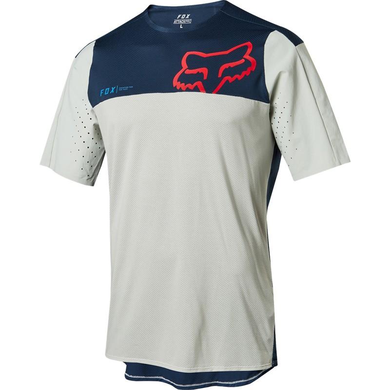 T-shirt Fox Attack Pro SS Indigo