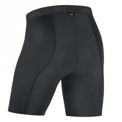Sous-Short Gore C5 Liner Noir