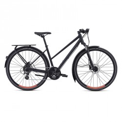 Specialized Crosstrail - EQ Step-Through Black Top