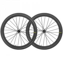 Mavic Cosmic Pro Carbon Disc paire de roue vélo de route