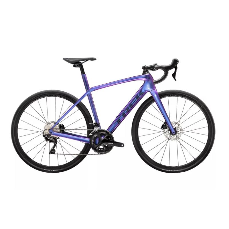 vélo trek domane sl5 bleu