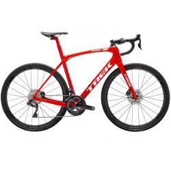 Trek Domane SLR 7 rouge vélo de course
