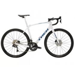 Vélo de route Trek Domane SLR7 Blanc