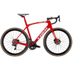 Vélo Trek Domane SLR9 Rouge