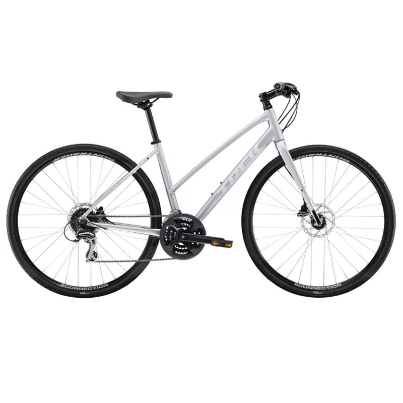 Trek FX 2 disc Stagger