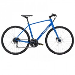 Trek FX 2 disc bleu