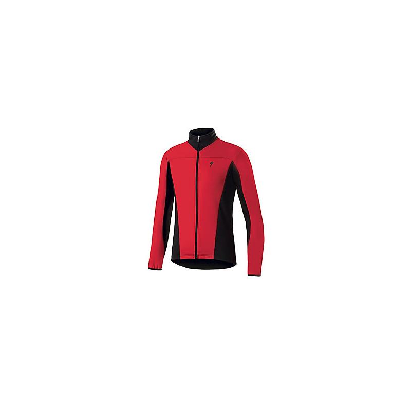 veste vélo enfant Specialized Element Roubaix sport rouge