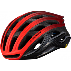 casque rouge specialized sworks prevail 2
