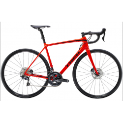vélo trek emonda sl6 disc rouge