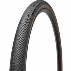 Specialized Sawtooth Transparent sidewalls