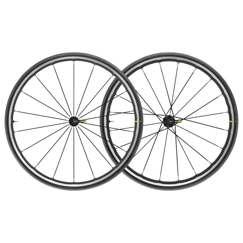 Mavic Ksyrium Elite UST paire de roues
