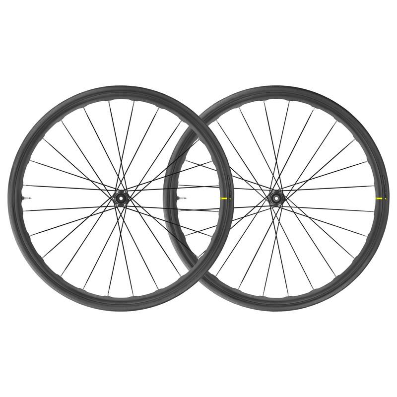 Mavic Ksyrium disc paire de roue