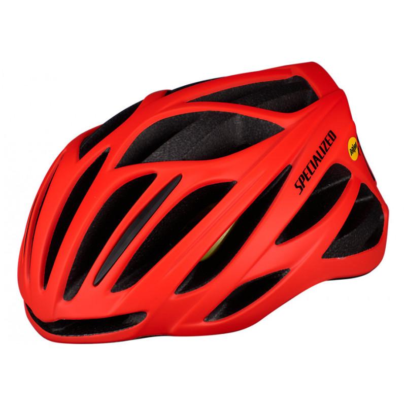 Specialized Echelon 2 Rouge casque vélo