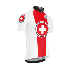 Maillot Assos Suisse Fed SS Jersey