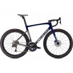 Specialized Tarmac SL7 Pro - SHIMANO ULTEGRA DI2 Blue Tint Fade