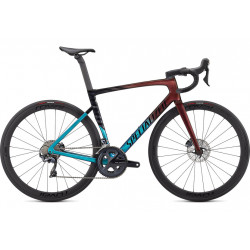 Specialized Tarmac SL7 Expert - SHIMANO ULTEGRA Ultra Turquoise