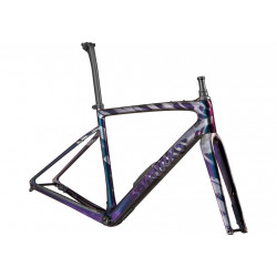 Specialized S-WORKS Diverge FRAMESET Gloss Brushed Chameleon