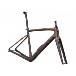 Specialized S-WORKS Diverge FRAMESET Satin Carbon