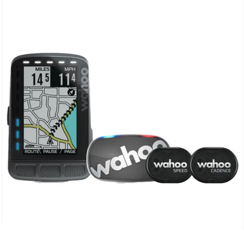GPS vélo Wahoo Elemnt Roam Bundle