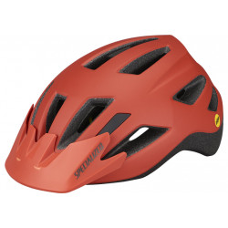 Casque enfant Specialized Shuffle Led Youth rouge
