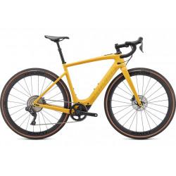 vélo course électrique Specialized Creo Sl expert Evo jaune