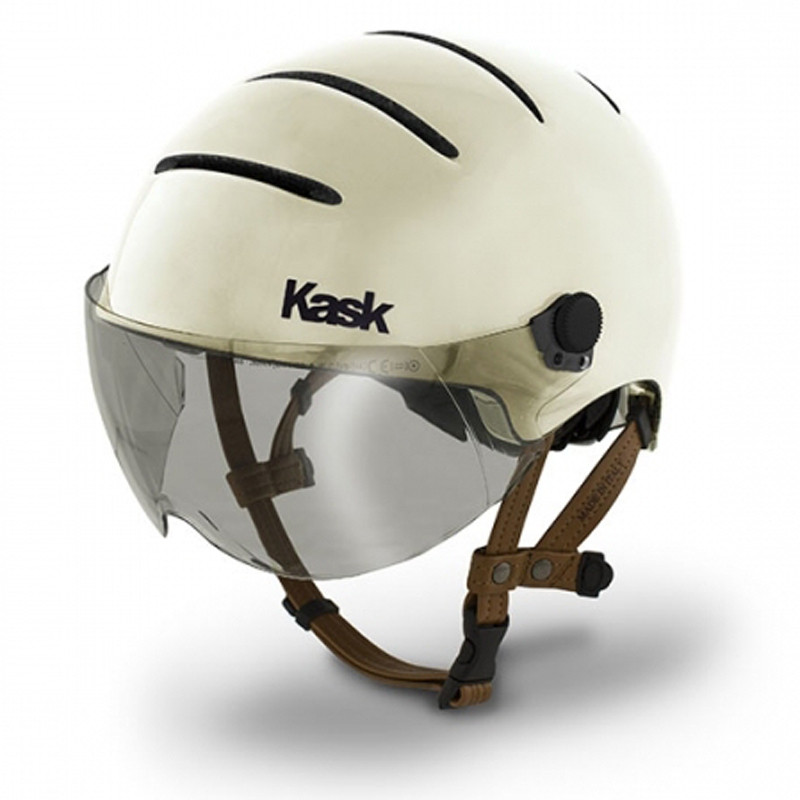 Casque vélo urbain Kask Lifestyle Champagne
