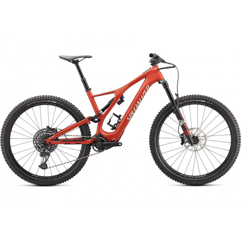 VTT Specialized Turbo Levo SL Expert carbon red