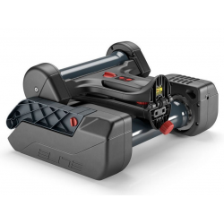 HOME TRAINER ELITE NERO ROLLERS CONNECTé