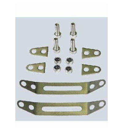 Tubus Kit Collier Fixation Hauban