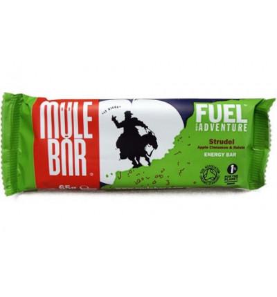 Barre Energetique MuleBar Strudel 65g