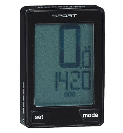 Compteur Specialized Speed Zone Sport Wireless Noir