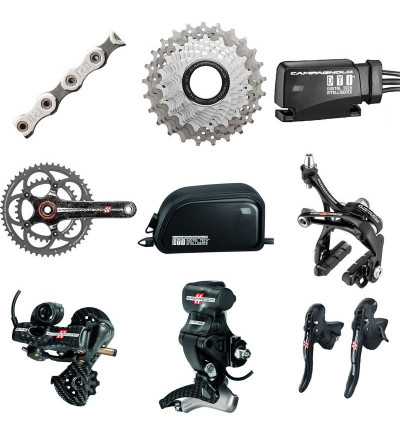 Campagnolo Super Record EPS Groupe Complet