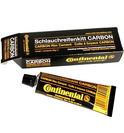 Continental Colle à Boyau Carbone