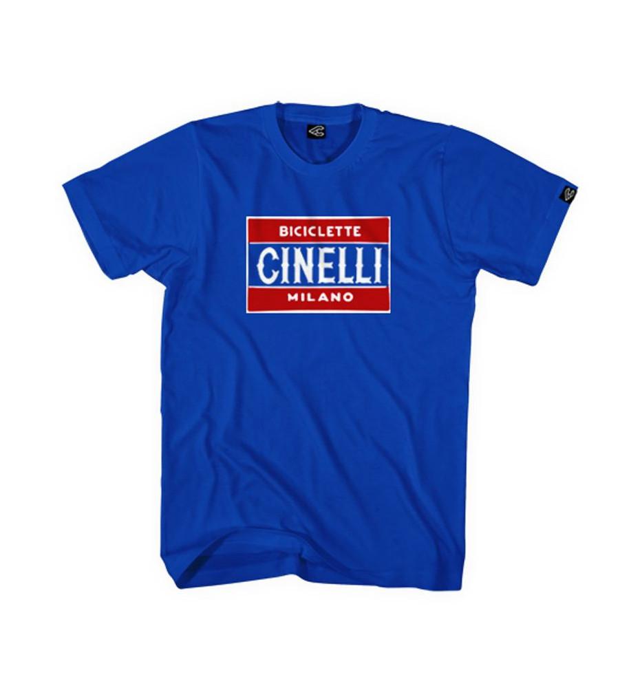 Cinelli T-Shirt Targa