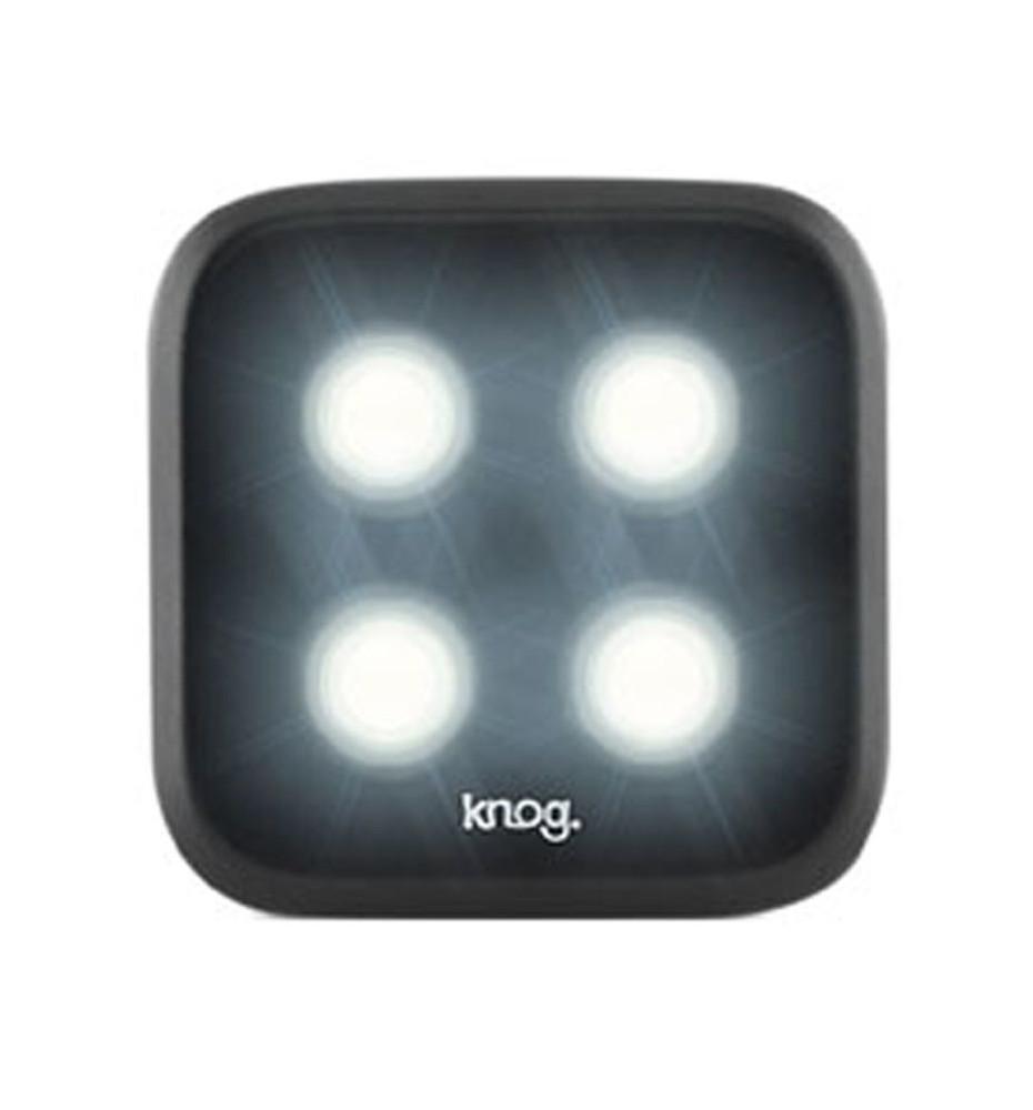 Eclairage Knog Blinder 4 Standard Avant Noir