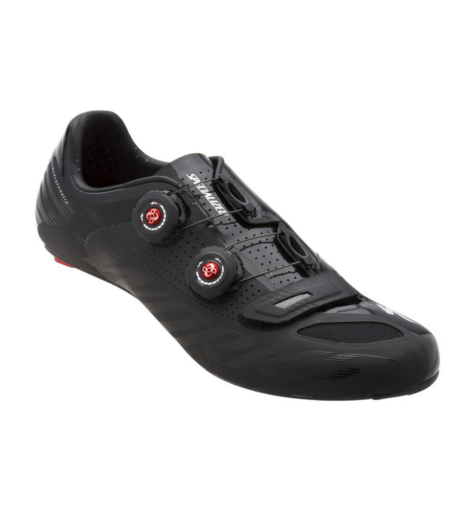 Chaussures Specialized S-Works Road Noir Mat
