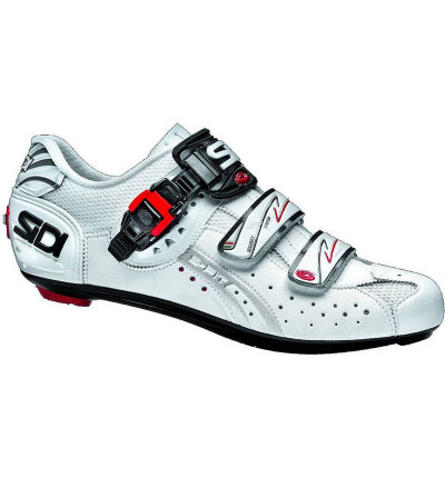 Chaussures Sidi Genius 5 Fit Blanches