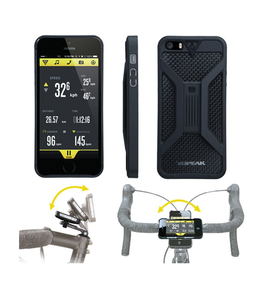 support Iphone Topeak Ride Case