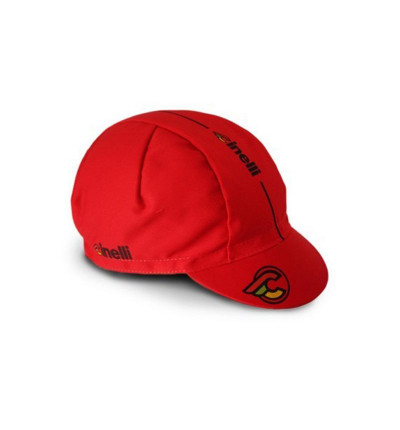 Casquette Cinelli Supercorsa rouge